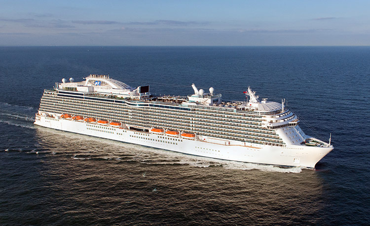 Regal Princess 5* LUX